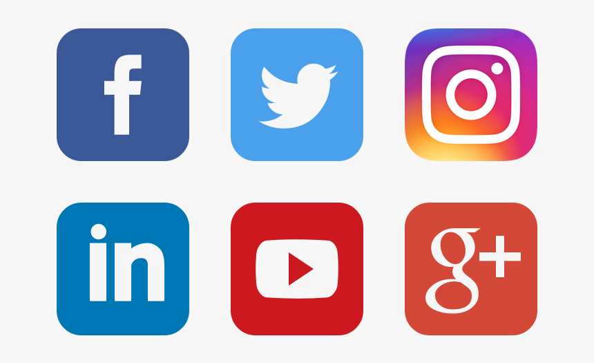 Facebook Instagram Youtube Icon Hd Png Download Transparent Png
