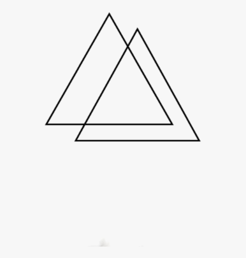 Triangle Png Tumblr Aesthetic Remixit Triangles Triangle