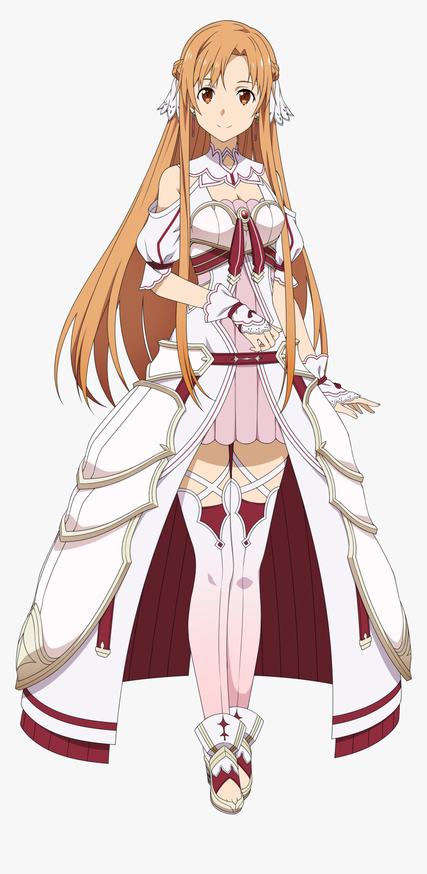 Sao Alicization Lycoris Asuna Hd Png Download Transparent Png Image Pngitem