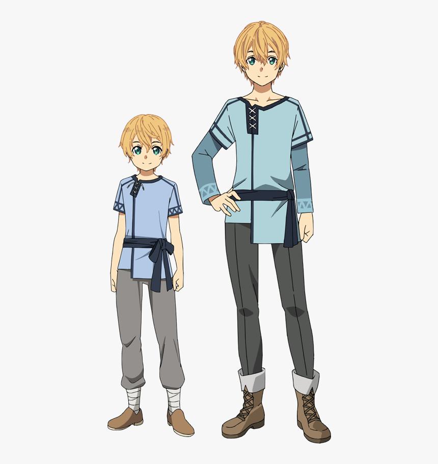 Transparent Kirito And Asuna Png Eugeo From Sao Alicization Png Download Transparent Png Image Pngitem