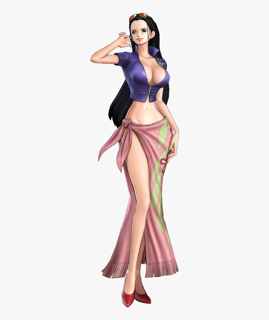 Nico Robin One Piece Pirate Warriors 3, HD Png Download , Transparent Png Image - PNGitem