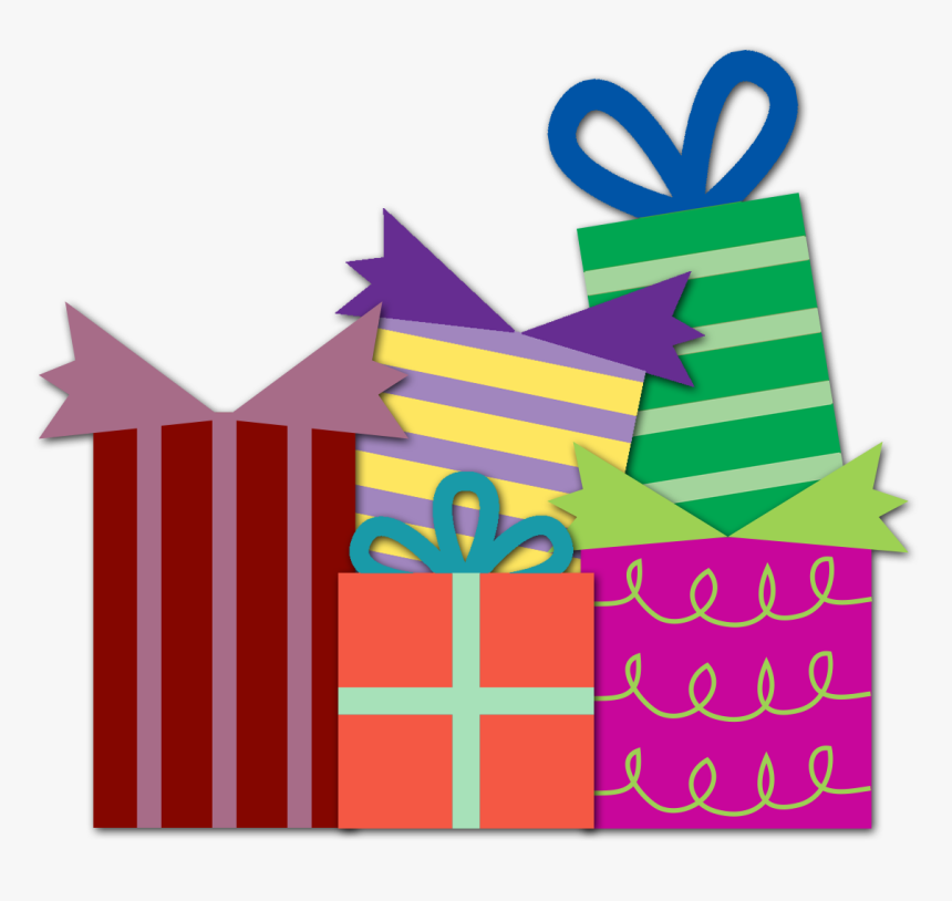 Vector Present Happy Birthday Clipart Birthday Gift Png Transparent Png Transparent Png Image Pngitem