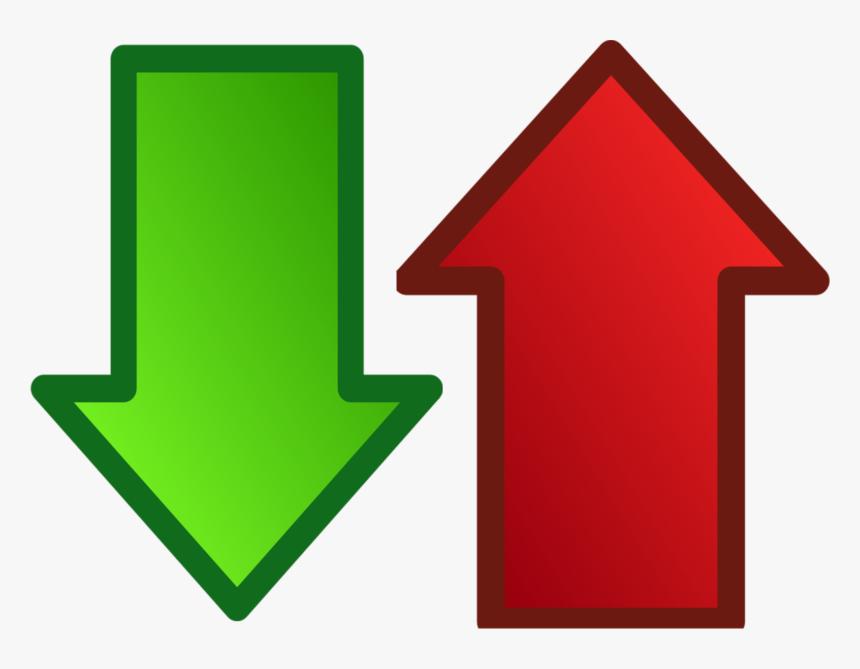 Transparent Green Arrow Up Png Arrow Up And Down Png Png Download Transparent Png Image Pngitem