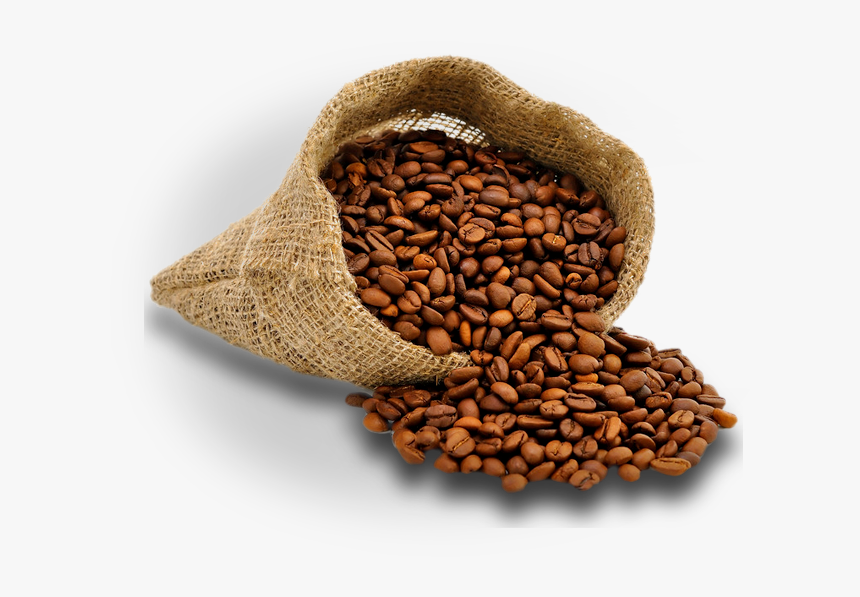 Kona Coffee Coffee Bean Bag - Coffee Gunny Sack Deco, HD Png ...