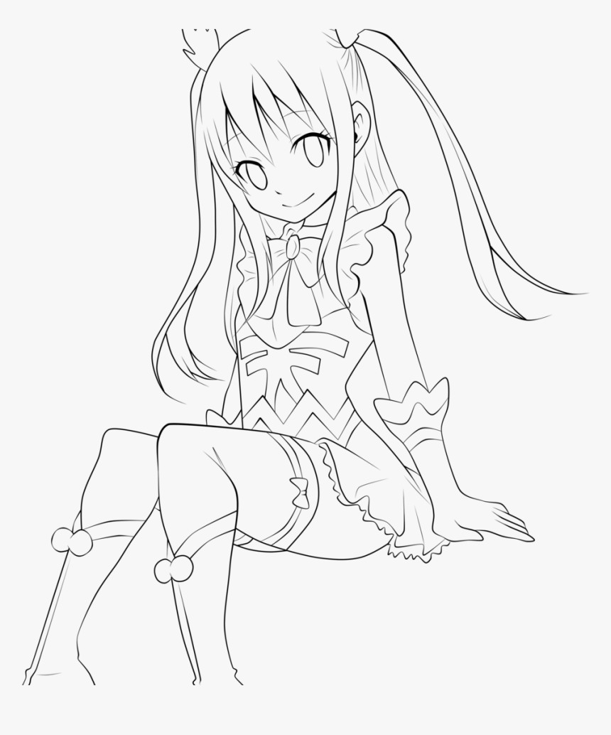 little lucy fairy tail coloring pages - fairy tail coloring pages ... | 1034x860
