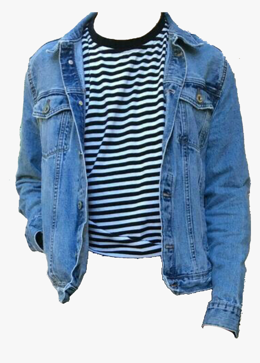 Jean Jacket No Background Hd Png Download Transparent Png Image Pngitem