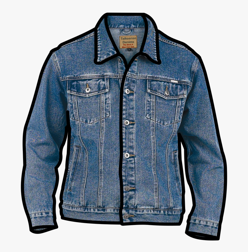 Denim Jacket Png Image Background Jean Jacket Transparent Background Png Download Transparent Png Image Pngitem