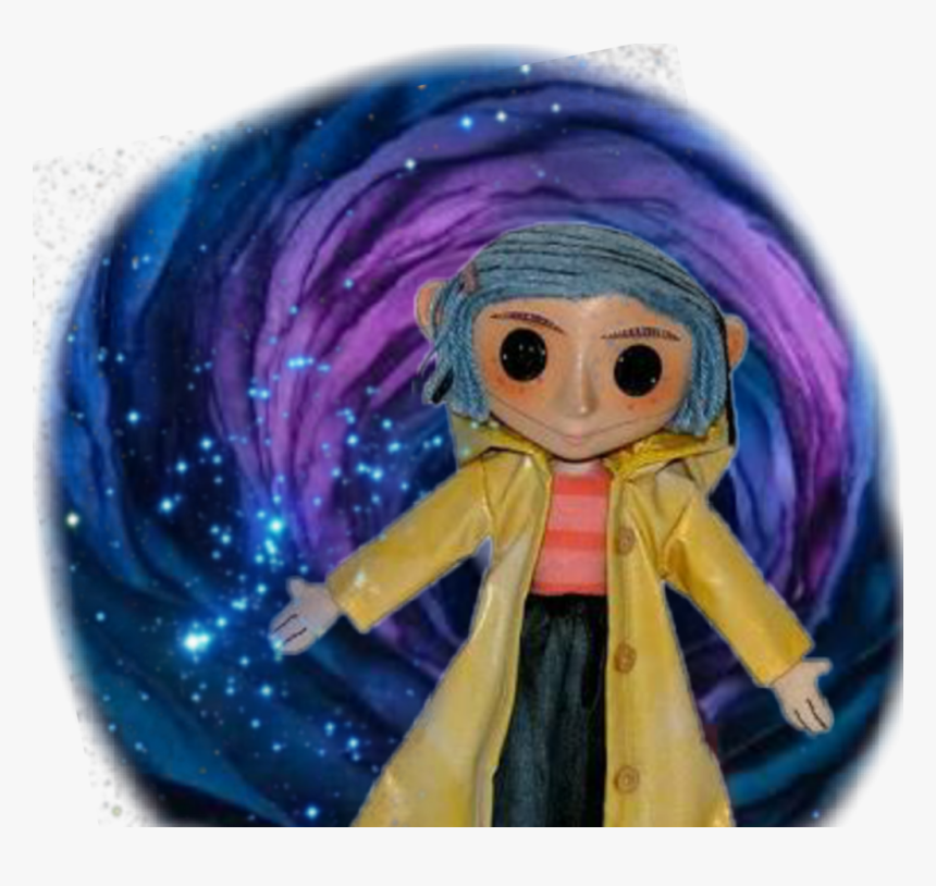 Coraline Tunnel Blue Doll Halloween Creepy Coralinethemovie Coraline Hd Png Download Transparent Png Image Pngitem