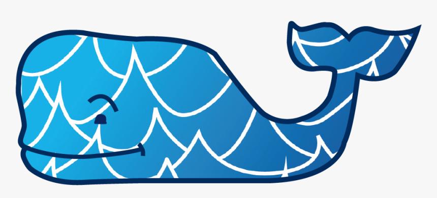 Vineyard Vines Whale Blue