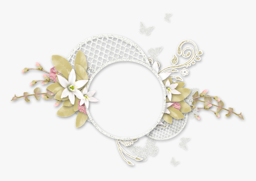 frame photo frame flowers net ornament ornamen gambar bingkai bunga hijau hd png download transparent png image pngitem frame flowers net ornament ornamen