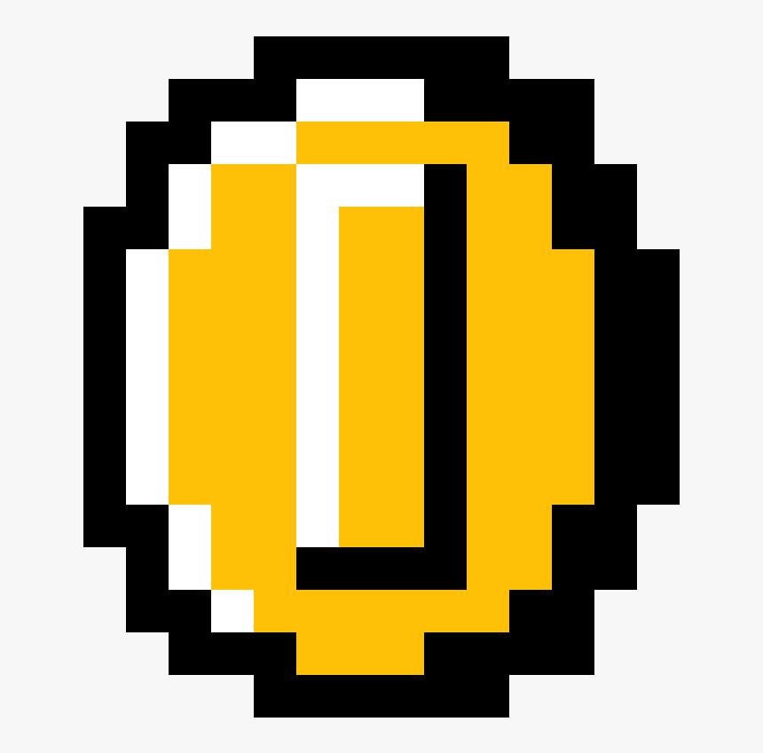 8 Bit Mario Coin Super Mario Bros 3 Coin Hd Png Download