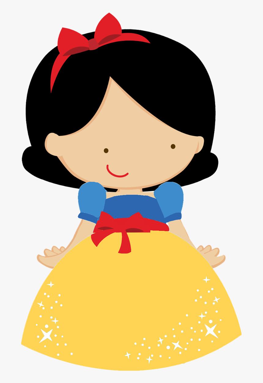Branca De Neve Png Cute Clipart Png Download Cute Snow White