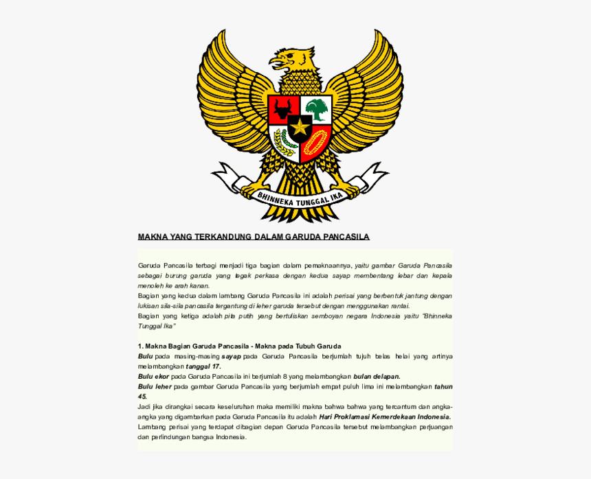 national emblem of indonesia hd png download transparent png image pngitem pngitem
