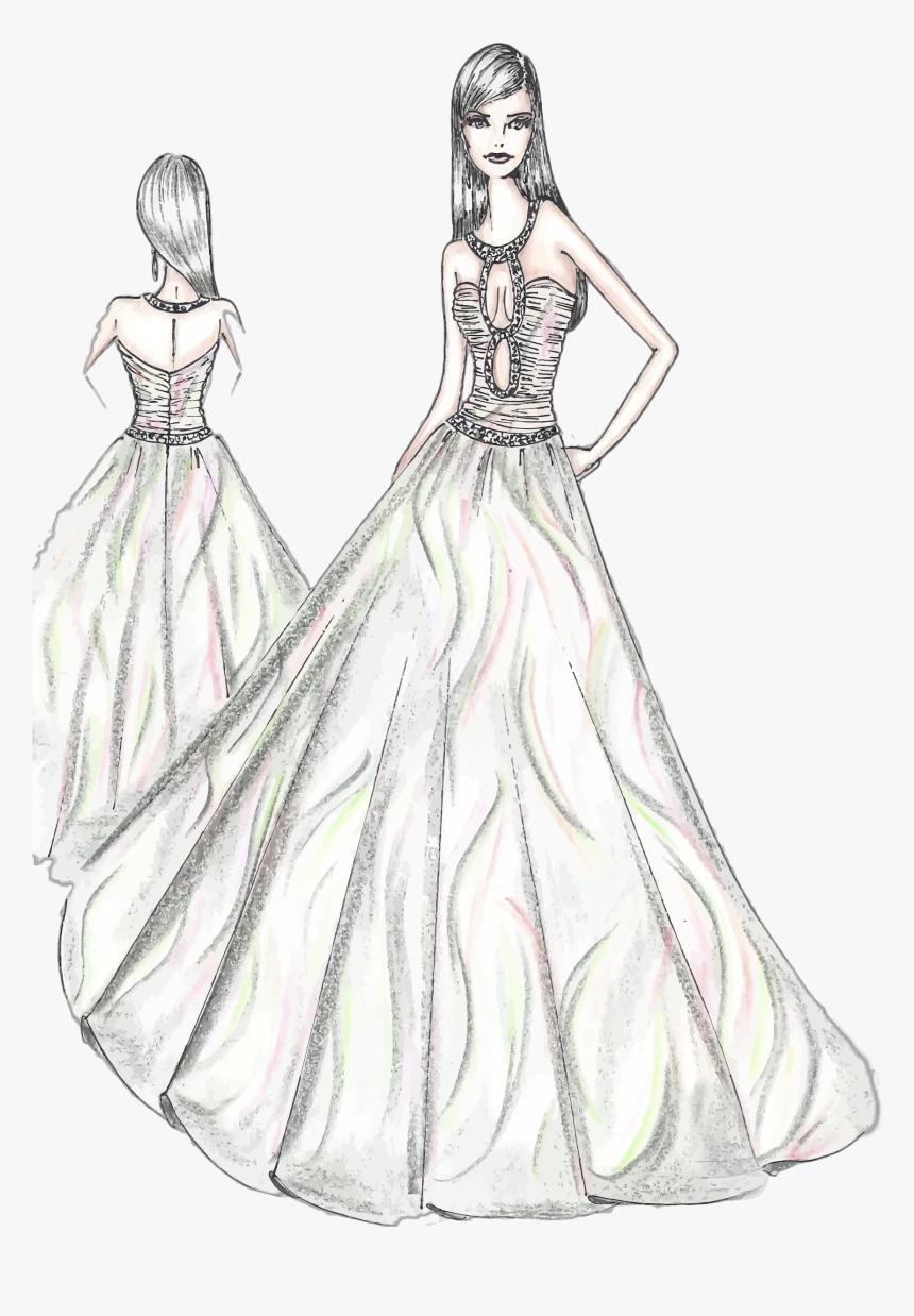 Fashion Design Sketches Pdf Hd Png Download Transparent Png Image Pngitem