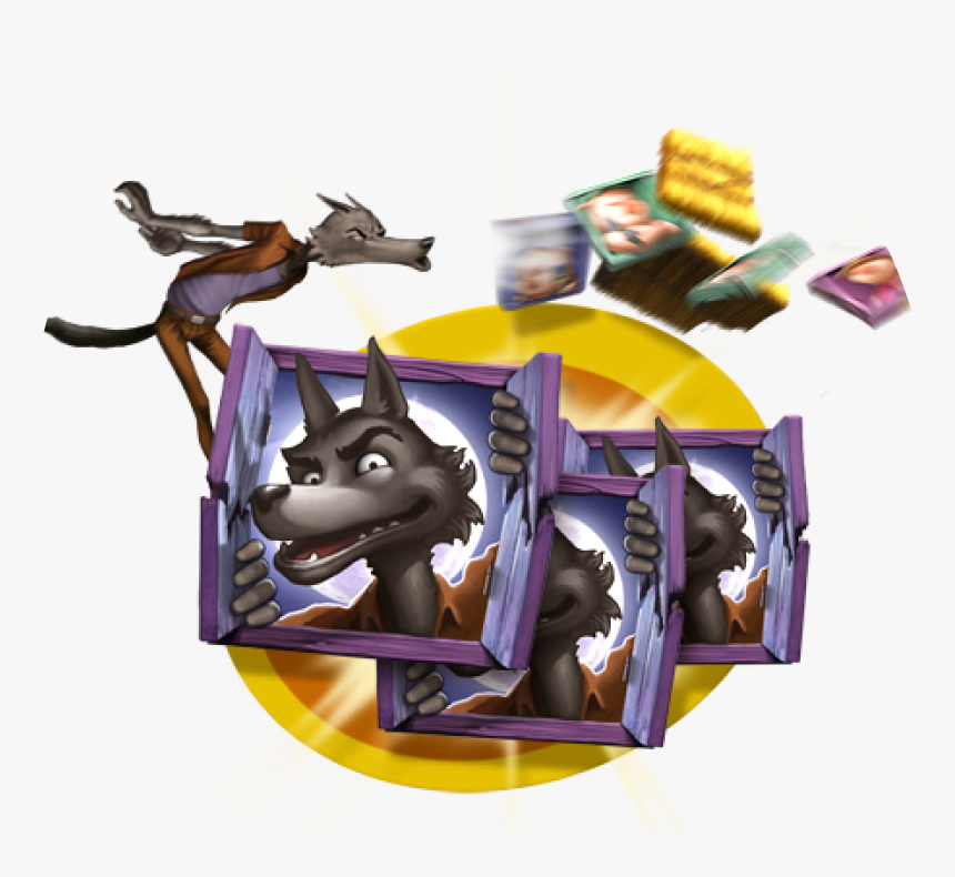 Big Bad Wolf Slot Png Big Bad Wolf Transparent Png Transparent Png Image Pngitem