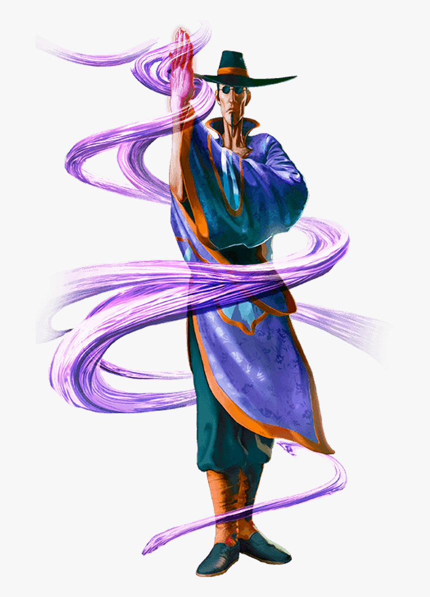 Street Fighter Characters Fang Hd Png Download Transparent Png