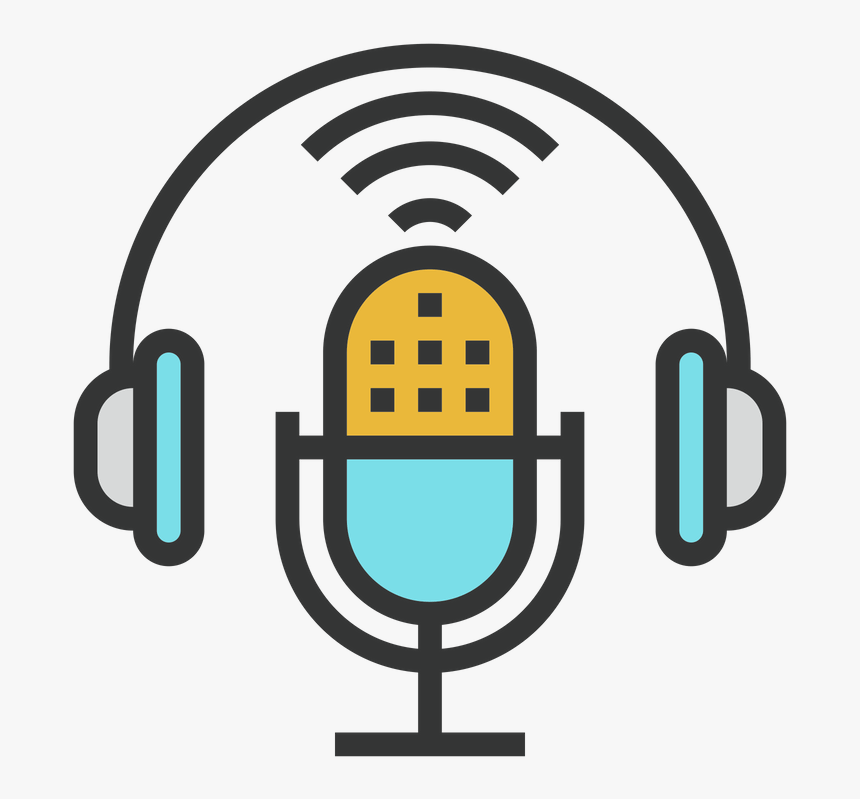 Podcast - Podcasting Icon, HD Png Download