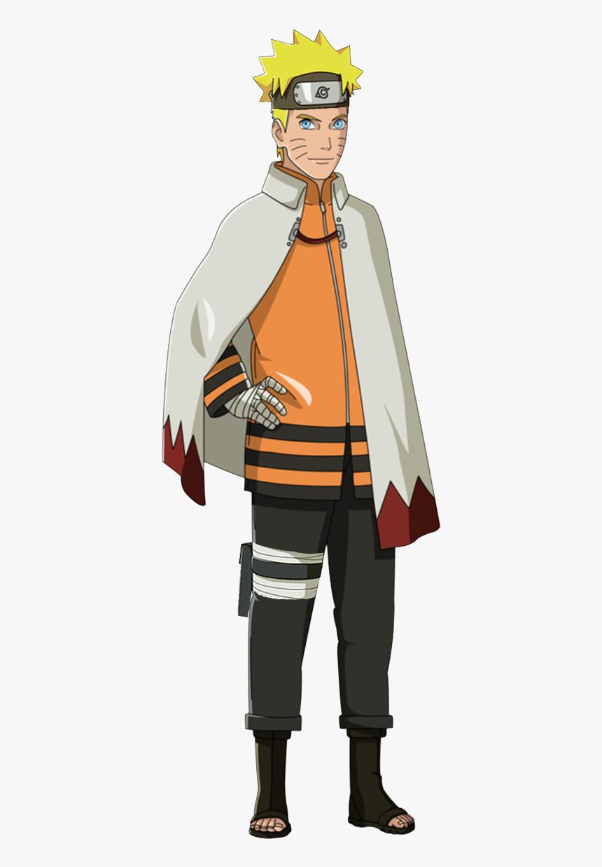 Naruto Uzumaki Hokage Hd Png Download Transparent Png Image Pngitem