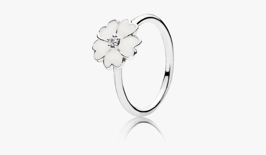 anello primula bianca pandora