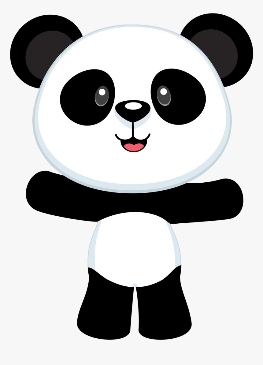 Oso Panda Para Dibujar Hd Png Download Transparent Png Image Pngitem