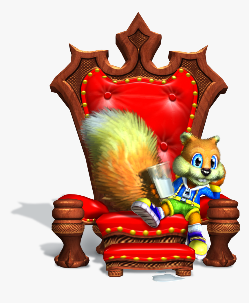 N6c5dhv Conker S Bad Fur Day Wallpaper Hd Hd Png Download